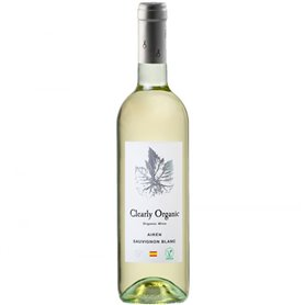 Clearly Organic Blanco ecológico 75 cl.