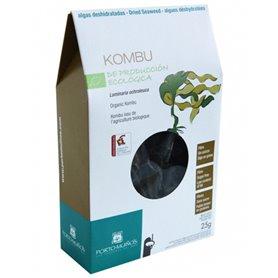 Alga Kombu Bio 25 gr. Porto Muiños