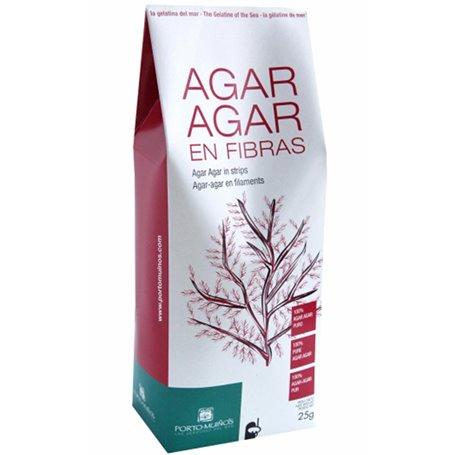 Alga Agar Agar deshidratada 20 gr.