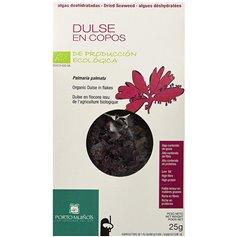 Alga Dulse en Copos Bio 25 gr. Porto Muiños