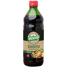 Salsa Soja Shoyu Bio 500 ml. Biocop
