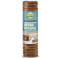 Galletas copos Avena Integral Ecológicas 250 gr. Biocop