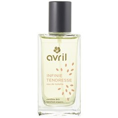 Eau de toilette Infinie tendresse Bio 50 ml. Avril