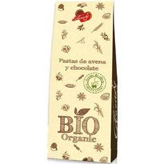 Galletas Avena Chocolate Bio 140 gr. El Mesías