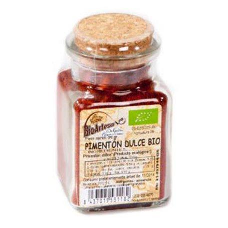 Pimentón dulce molido Bio 80 gr. Bioartesa