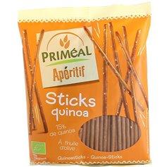 Snack Sticks Quinoa Bio 100 gr. Priméal