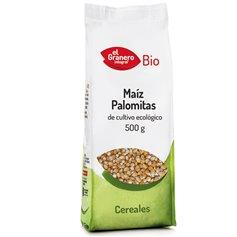 Maíz Palomitas Ecológicas 500 gr. El Granero