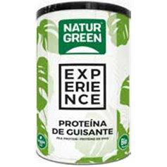 Proteína Guisante polvo Bio 500 gr. Naturgreen Experience