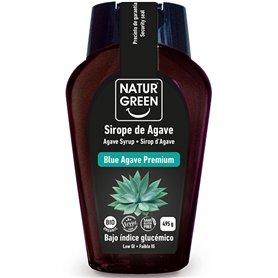 Sirope Ágave Dark Bio 495 gr. Naturgreen