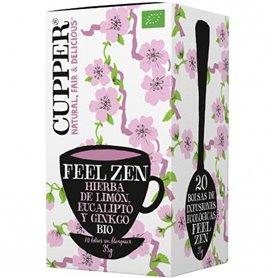 Infusión Feel Zen Bio 20 ud. Cupper