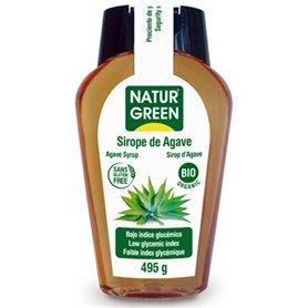 Sirope Ágave Bio 495 gr. Naturgreen