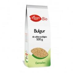 Bulgur Ecológico 500 gr. El Granero