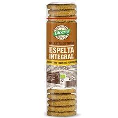 Galletas Espelta Int. Jengibre Bio 250 gr. Biocop