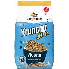Muesli Krunchy Sun Avena Bio 375 gr. Barnhouse