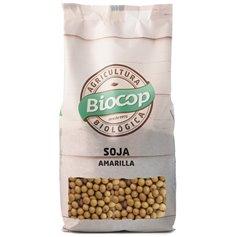 Soja Blanca Amarilla Bio 500 gr. Biocop