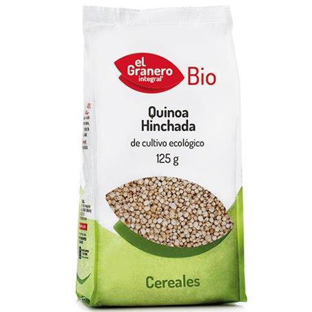 Quinoa Hinchada Bio 125 gr. El Granero