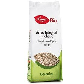 Arroz Integral Hinchado Bio 125 gr. El Granero