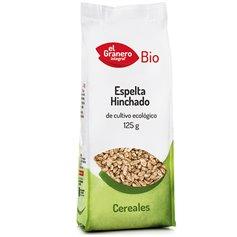 Espelta Hinchada Bio 125 gr. El Granero