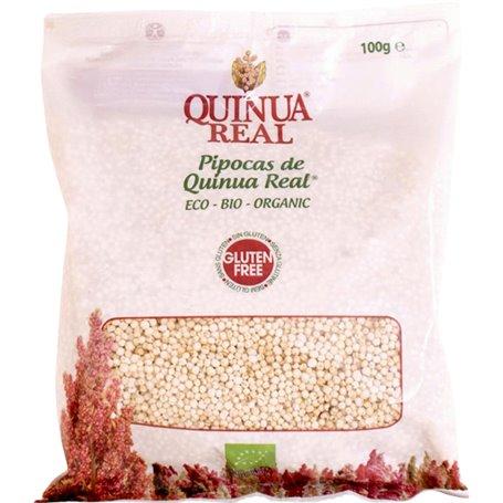 Pipocas Quinoa Real hinchada Bio 100 gr. Quinua Real