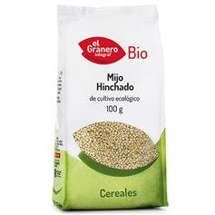 Mijo Hinchado Bio 100 gr. El Granero