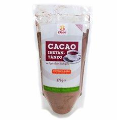 Cacao Instantáneo Comercio Justo 375 gr. Ideas