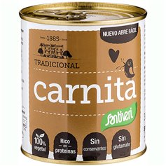 Carnita susituto carne 300 gr. Santiveri