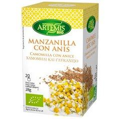 Infusión Manzanilla Anís Bio 20 ud. Artemis