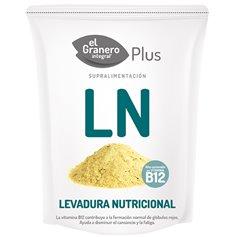 Levadura Nutricional alto contenido B12 150 gr. El Granero