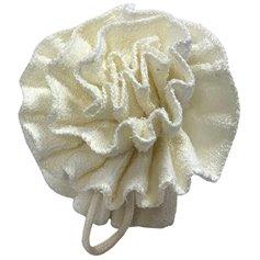 Esponja natural flor Bambú algodón ud. Naturabio