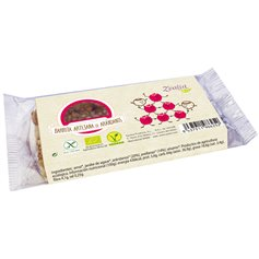Barrita Arándanos sin gluten Bio 35 gr. Zealia