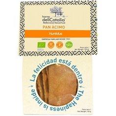 Pan Ácimo s/gluten Bio 100 gr. deliCatalia