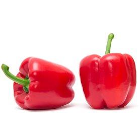 Pimiento rojo ecológico kg.