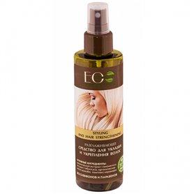 Spray peinado fortalecimiento Bio 200 ml. EO Laboratorie