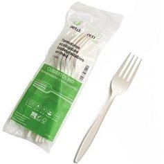 Tenedores Maíz Biodegradables 6 ud. Betik