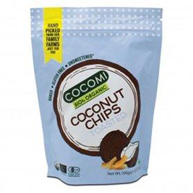 Virtutas Coco tostado bio 100 gr. Cocomi
