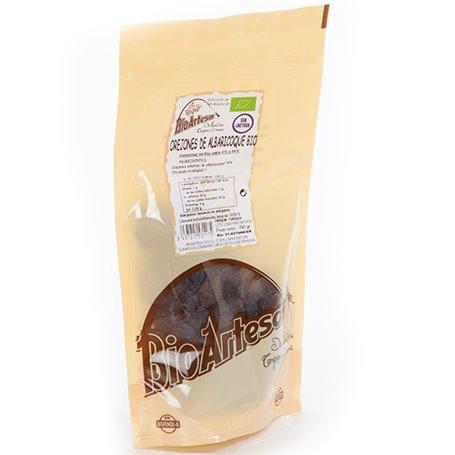 Orejones de Albaricoque Ecológicos 250 gr. Bioartesa