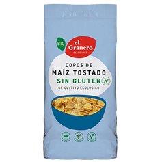 Copos Maíz sin gluten Bio 200 gr. Nature & Cie