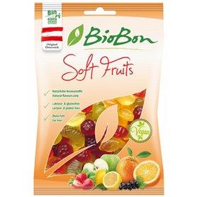 Caramelos Goma Frutas Bio 85 gr. BioBon