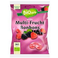 Caramelos Frutos Bosque Bio 75 gr. Biodeta
