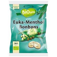 Caramelos Eucalipto Mentol Bio 75 gr. BioDeta