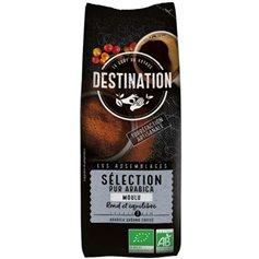 Café molido puro Arábica Bio Destination Premium 250 gr.
