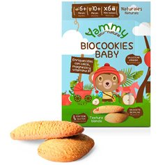 BioCookies Baby Bio 150 gr. Yammy