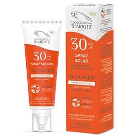 Spray Solar Cara Cuerpo SPF30 Bio 100 ml. Alga Maris