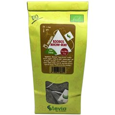 Té Rooibos Stevia Bio pirámides 15 ud. Stevia del Condado