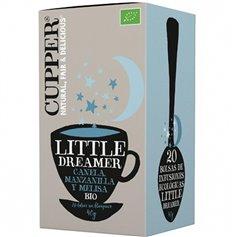 Infusión Little Dreamer Bio bolsitas 20 ud. Cupper