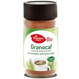Granocaf Soluble Cereales Bio 100 gr. El Granero