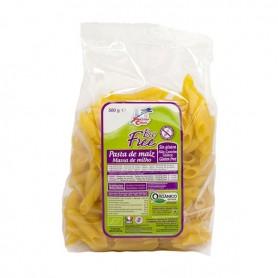 Macarrones Maíz Sin Gluten Bio 500 gr.