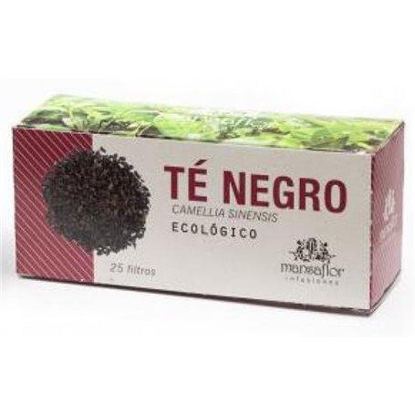 Té Negro Bio bolsitas 25 ud. Mansaflor