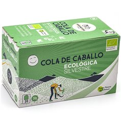 Cola Caballo bolsitas Bio 20 ud. Andunatura