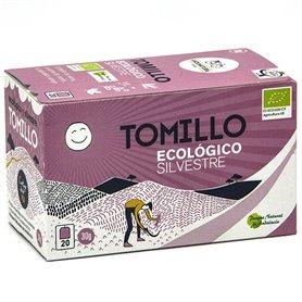 Tomillo Bio bolsitas 20 ud. Andunatura